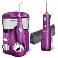 Waterpik 洁碧超效型及精致型水牙线套装 紫色
