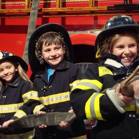 Admission to the Nassau County Firefighter's Museum