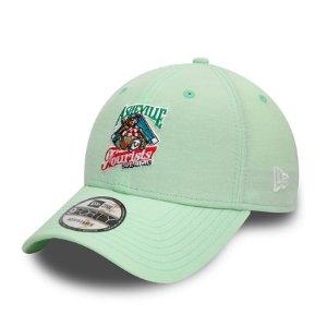 New Era薄荷绿棒球帽