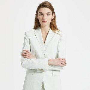 低至4折+免邮Theory官网 精选新款美衣热卖