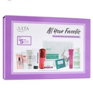 $14.99(Value $96)ULTA Love Your Skin All Your Favorites @ ULTA Beauty