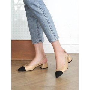 Karen White小香风凉鞋