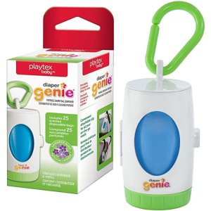 Playtex BabyPLAYTEX便携式垃圾袋收纳盒