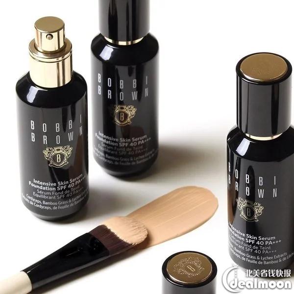 Bobbi Brown虫草粉底液︱磨皮养肤,水润持妆,打造夏