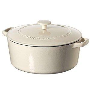 5.4折 一律$69.99Cuisinart 精选珐琅铸铁锅具热卖