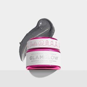 Glamglow白罐发光面膜 - 芭比联名款