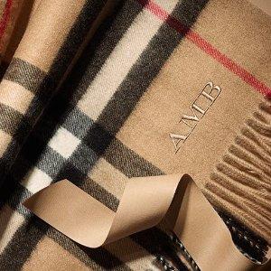 小熊挂件$100,格纹包$400+Burberry 升级,全场5折热卖,补货上新款