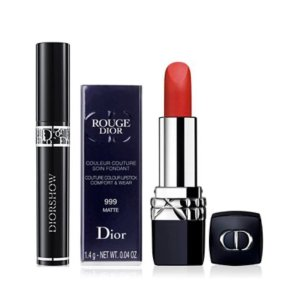 Receive a Complimentary Deluxe Diorshow Mascara & Rouge Dior 999Macy's Dior Beauty Free Gift with Purchase