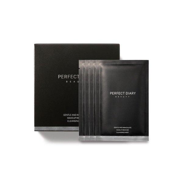 PERFECT DIARY完美日记 舒蕴净透温和卸妆湿巾 8ml x30片