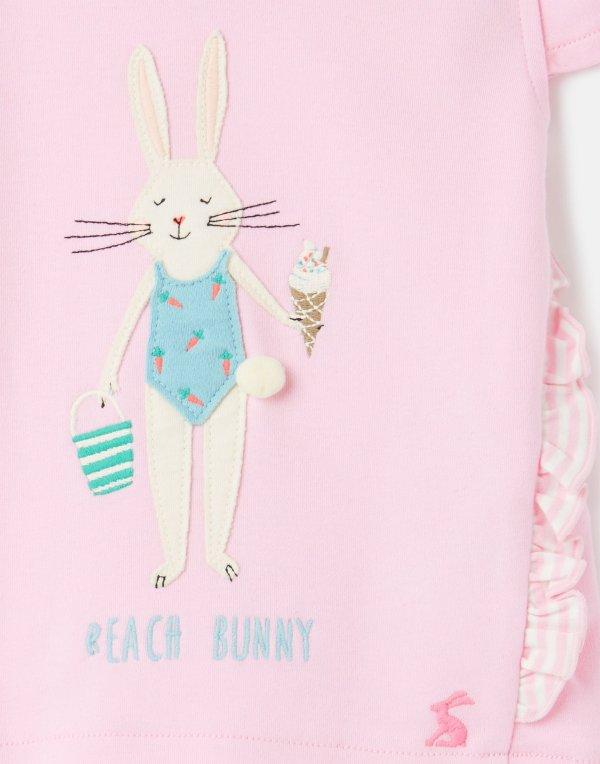 婴儿小兔套装