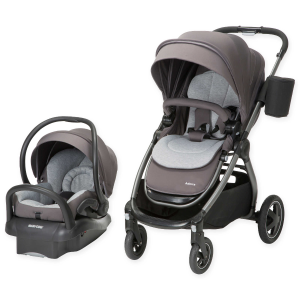 $383Maxi-Cosi Adorra Travel System Charcoal Frame in Loyal Grey