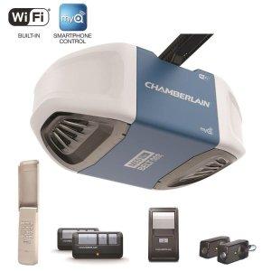 $138.00Chamberlain 0.5 HP Belt Drive Garage Door Opener with Built-In WiFi