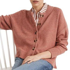 低至4折 ASTR裹身毛衣$29Nordstrom Rack 秋日精选美衣 Madewell条纹高领衫$19