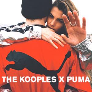 £75起 下单还送Tote包包一只The Kooples x PUMA 系列火热发售 潮酷运动范十足!