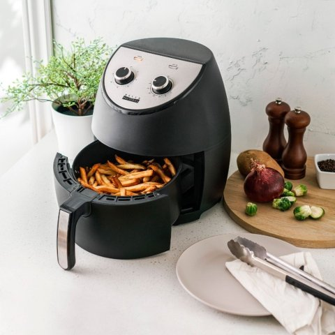 Bella Pro Series 4.2-qt. Analog Air Fryer