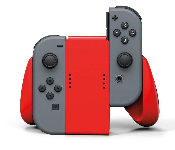 PowerA Nintendo Switch Joy-Con 舒适手柄套 红色