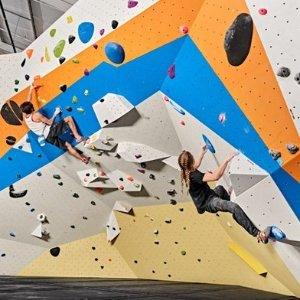独家额外85折 $13.59(原价$25)Hub Climbing 室内攀岩 挑战你的身体极限
