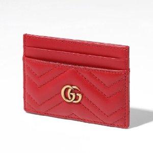 定价优势 老花GG仅£130SSENSE 精致钱包、卡包专场 新年送礼不愁人 Gucci超好价