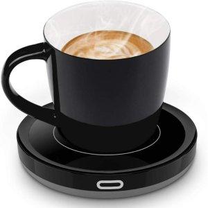天冷多喝点热水E-yiiviil 智能加热咖啡杯 热卖