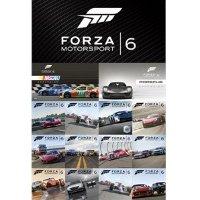 Microsoft 《Forza Motorsport 6》全套虚拟车辆大礼包