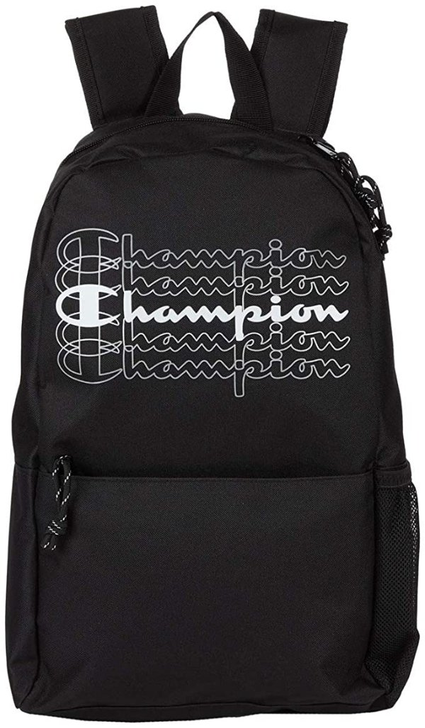 Champion 黑色双肩包