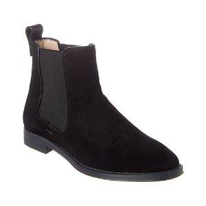Stuart WeitzmanAtom 麂皮短靴