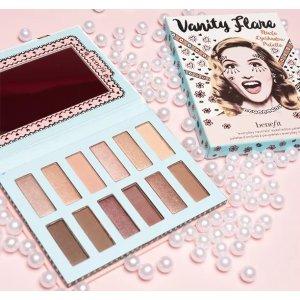 BenefitVanity Flare Nude Eyeshadow Palette