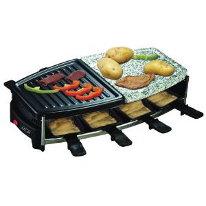 骨折价 直降€44闪购:双层家用多功能电烤盘热卖 宅家烤肉美吱吱
