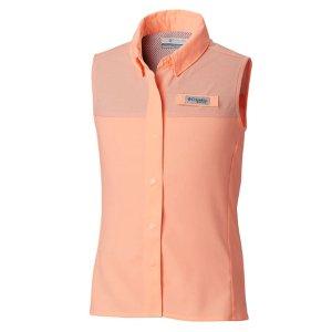 $8.78Columbia Girls' Tamiami™ Sleeveless Shirt