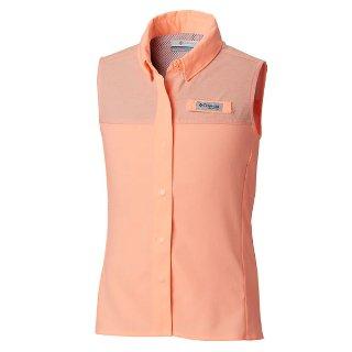 $8.78(原价$30)Columbia 童款背心衬衫 6色可选