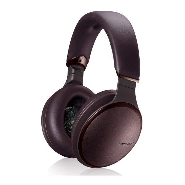 Panasonic 松下无线蓝牙降噪耳机 RP-HD805N 棕色