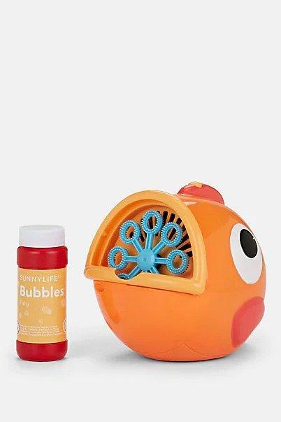 小鱼泡泡机