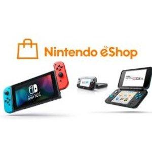 永不断货的数字版值得信赖Nintendo Switch 游戏数字版购买指南 跨区购买史低价