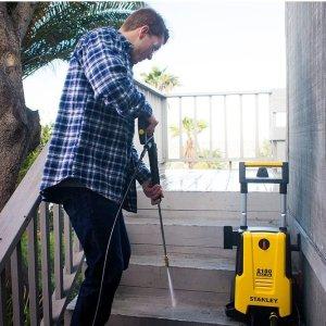 $212.97包邮(原价$264.92)Stanley SHP2150 电动高压清洗机 洗车、洗地倍儿干净