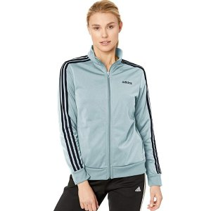$26.22adidas Women's Essentials 3-stripes Tricot Track Jacket