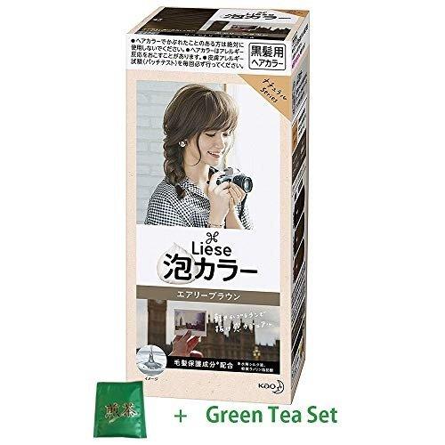泡沫染发剂 空气褐茶
