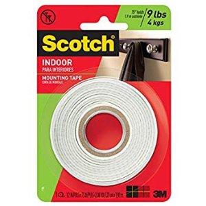 $2.17 Scotch 110P 110 Tape-Caulk, 0.5 x 75-inches