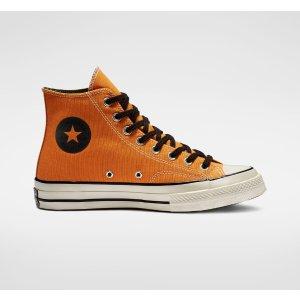 ConverseChuck 70 Vintage 高帮帆布鞋