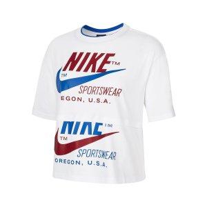 Nike双勾女款短袖