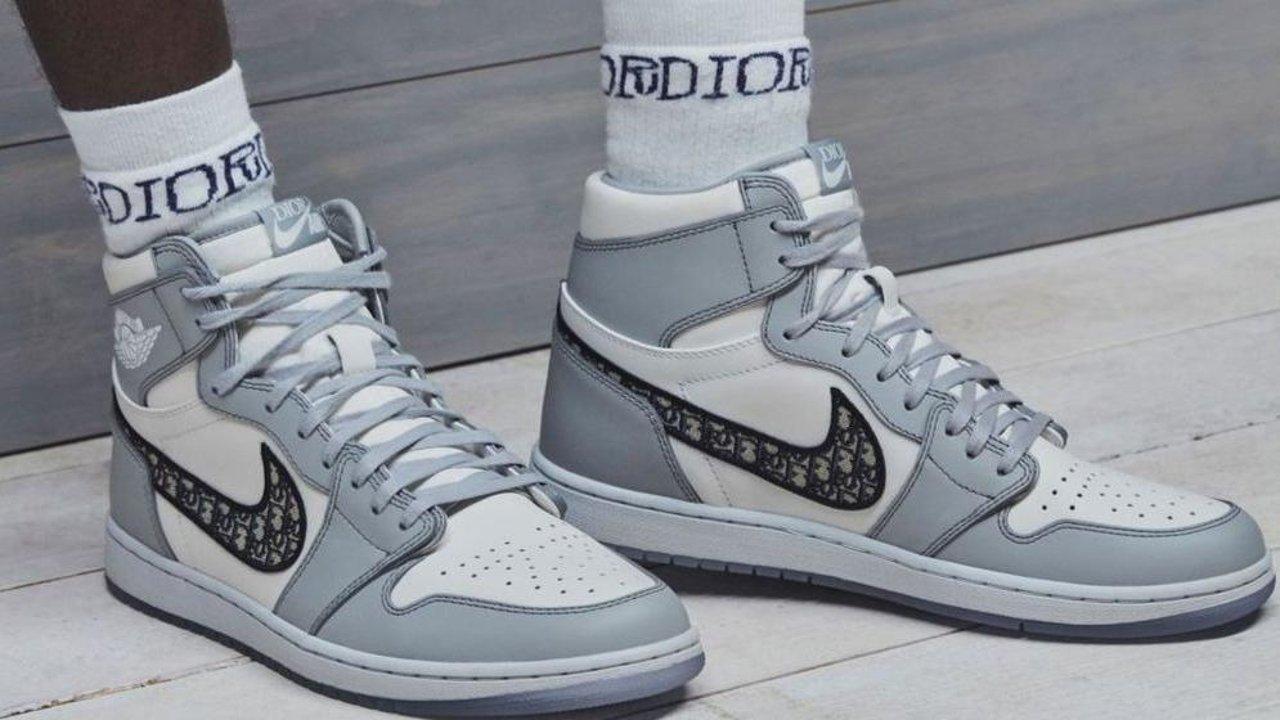📅四月球鞋发售日历,Dior X AJ 1发售推迟?
