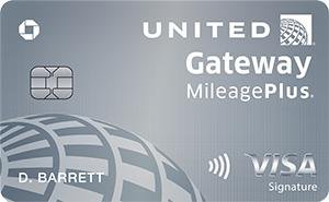 Earn 10,000 Bonus MilesUnited GatewaySM Card
