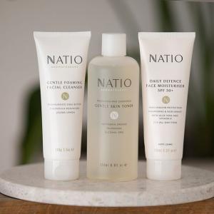 送5件套 性价比之选Natio 澳洲天然护肤品大促 平价购入再送豪礼