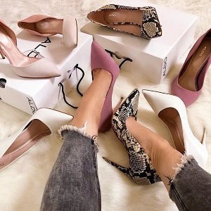 11% Off EverythingSelected Shoes and Bags for Women @ Aldo
