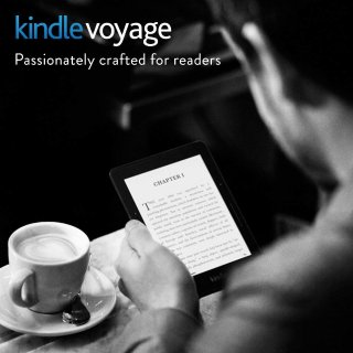 Kindle Voyage Wi-Fi E-Reader