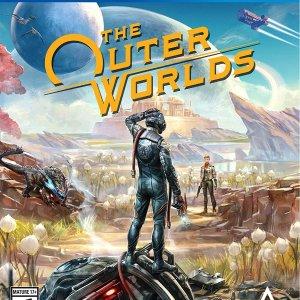 《外部世界》Xbox One / PS4 数字版 2019 TGA 年度候选