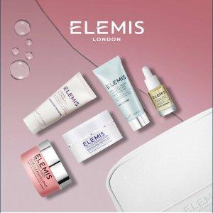 7折+送高达9样礼品ELEMIS 骨胶原护肤热卖 送的比买的贵 收国宝级骨胶原护肤