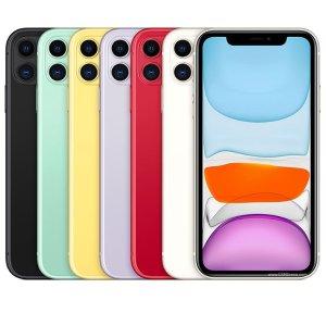 全场立减$100+多色可选Apple苹果 iPhone 11系列手机