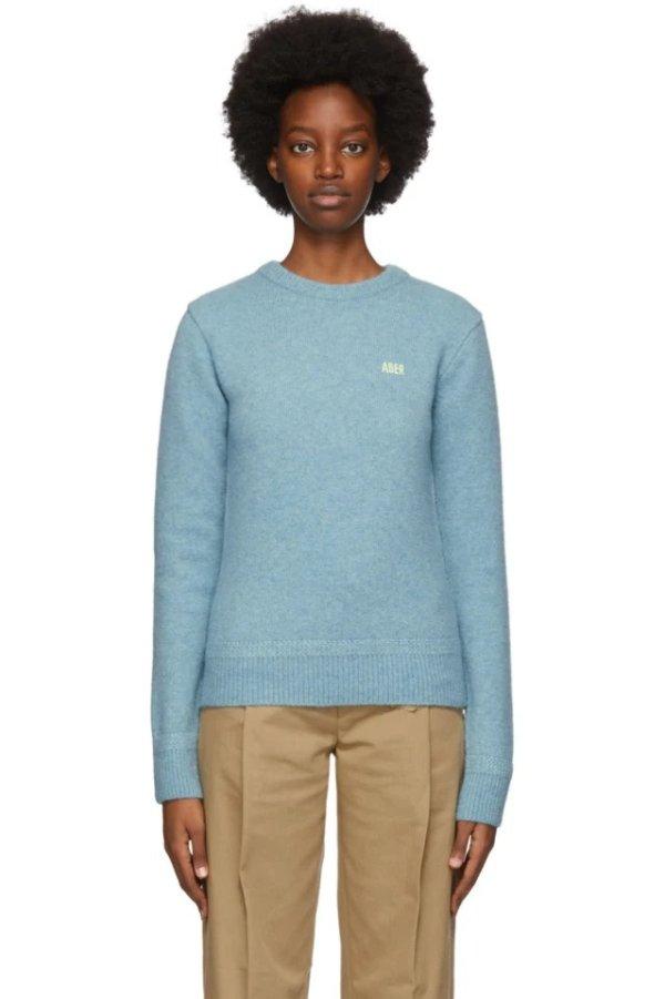 Blue Teit Sweater