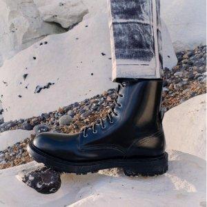 7.5折!Acne帆布鞋£172LN-CC 大牌潮鞋春日闪促 Burberry、巴黎世家、麦昆都有