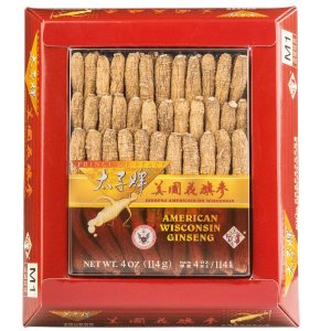 Prince of Peace Wisconsin American Ginseng Small Short Roots, 4 oz